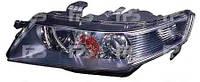 Фара передняя для Honda Accord 7 '03-05 левая (DEPO) под электрокорректор
