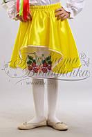Бисерная заготовка юбки детской БС-001
