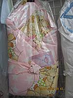 Конверт -одеяло на выписку новорожденного