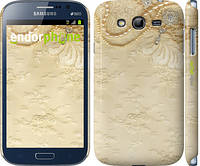"Чехол на Samsung Galaxy Grand Duos I9082 Кружевной орнамент ""2160c-66"""