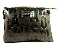 Сумка кожаная женская черная Marc Jacobs 18045