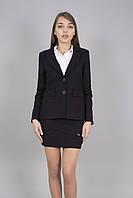 Строгий классический пиджак с карманами, фото 1