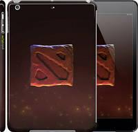 "Чехол на iPad 5 (Air) Dota 2. Logo 3 ""982c-26"""