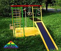 Детский спортивно-игровой комплекс раннего развития «СЕКРО - ЧЕМПИОН»