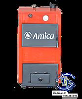 Бытовой твердотопливный котел Амика Оптима (Amica Optima) мощностью 14 кВт