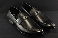 Мужские кожаные туфли т.м. Мида
