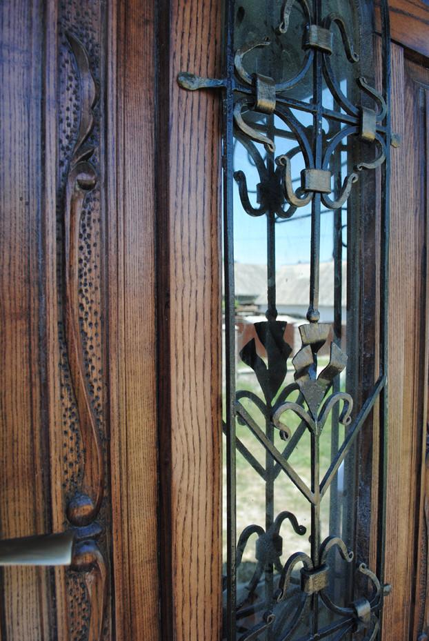 входная дверь премиум класса в загородный дом купить