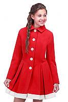 Качественное детское пальто для девочки от производителя