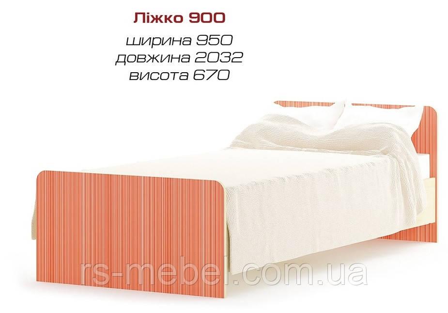 Кровать 90 Симба, дсп,