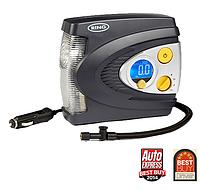 Компрессор автомобильный поршневой c LED фонарем Ring RAC635 ➤ 30 л./мин.