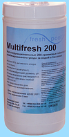 Таблетки хлора бассейна 200 гр Мультитаб (Multifresh) FreshPool | Аквакомплекс по уходу за водой, 1 кг