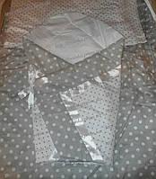 Детское постельное белье в кроватку-Горошек