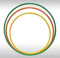 Обруч Хула-Хуп средний, диаметр 79см (цена за упаковку 10шт) (7) код MSG-OBRUCHS