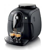 Кофемашина Philips HD8648/01 Puro Black 2000 series