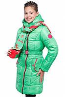 Качетвенная детская зимняя курточка от производителя