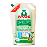 Frosch Концентрированное жидкое средство для стирки Марсельское мыло, 2л