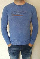 Стильная мужская котоновая кофта , фото 1
