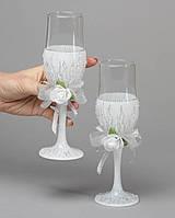 Свадебные бокалы «Невеста»
