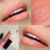 Матовая крем-помада NYX Soft Matte Lip Cream 12 Buenos Aires