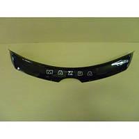 Дефлектор капота (мухобойка) Mazda cx-5 (мазда сх-5) 2012+