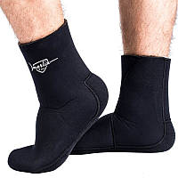 Дайверские носки для большой глубины из эластичного материала 9mm, усиленная подошва, 38-47р.