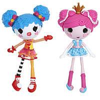 Кукла Лалалупси Своими Руками Принцесса и Клоун (Lalaloopsy Workshop Double Pack - Princess/Clown)