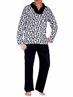 Пижама  женская флисовая ТМ Nicoletta GN8002