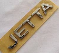 Volkswagen VW Jetta MK5 05-10 эмблема надпись Jetta новая оригинал