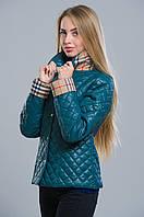 Молодежная стеганная куртка осень-весна (бутылка), разные цвета