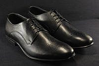 Классические мужские кожаные туфли