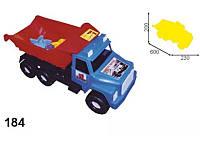Детская машинка грузовик Интер 184 Орион