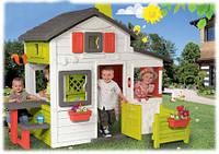Большой садовый домик FRIENDS HOUSE