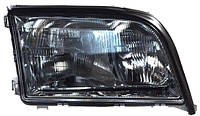 Фара передняя для Mercedes S-Class W140 '93-98 левая (DEPO) механическая/под электрокорректор