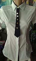 "Женская рубашка ""галстук"""