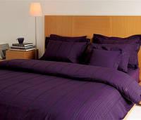 Valeron (Валерон) Larkin purple сатиновое постельное бельё