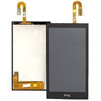HTC desire 610 LCD, модуль, дисплей с сенсорным экраном