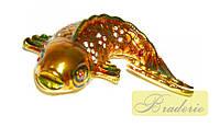 Шкатулка ювелирная Золотая рыбка QF1088