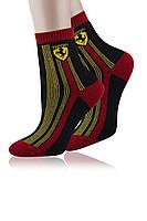 """Подростковые носки с махрой """"Ferrari""""  Anabel Arto"""