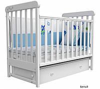 Детская кроватка Верес «СОНЯ ЛД-12» ящик маятник