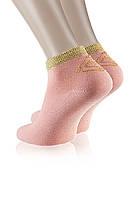 Демисезонные носочки для девочек с люрексом Anabel Arto