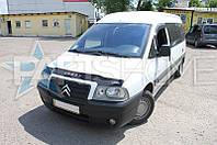 Дефлектор Капота Мухобойка Peugeot Expert 2003-2006