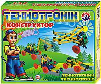 Конструктор пластмассовый с отверткой Технотроник 0830 Технокомп