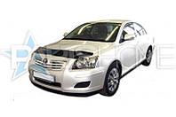 Дефлектор Капота Мухобойка Toyota Avensis 2003-2008