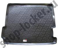 Коврик в багажник BMW X3 (F25) (10-) (пластиковый) L.Locker