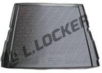 Коврик в багажник BMW X5 (E70) (06-) (пластиковый) L.Locker