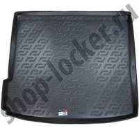 Коврик в багажник BMW X6 E71 (07-) (пластиковый) L.Locker