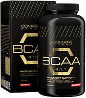 Nutrend Аминокислоты Nutrend Compress BCAA, 100 таб.