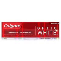 Colgate Зубная паста Optic White 75мл