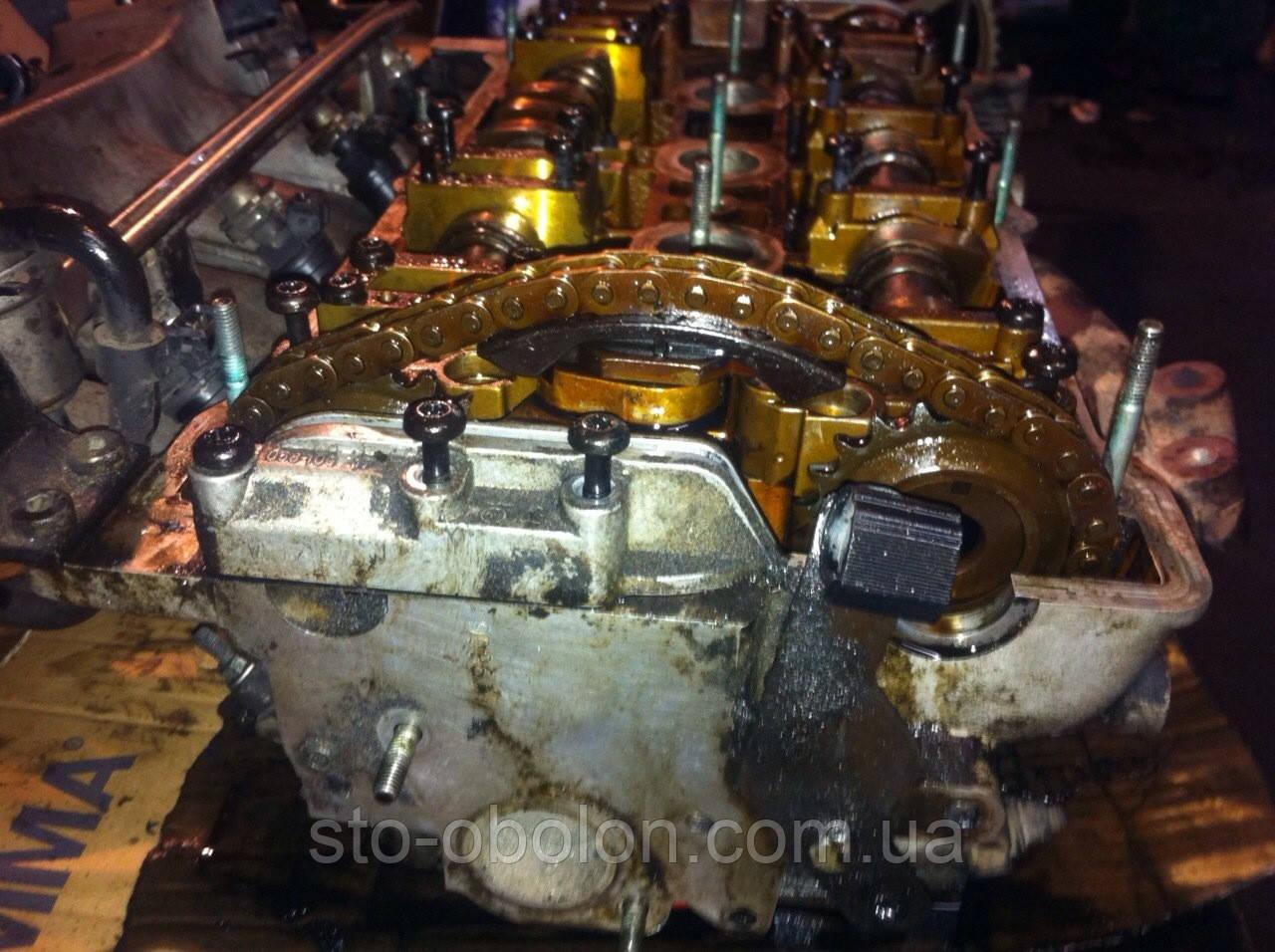 Ремонт двигателя шкода октавия 14 своими руками