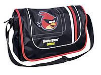 "Сумка молодежная Cool For School AB03851  ""Angry Birds Space"" через плечо, горизонтальная, 370х240х100"